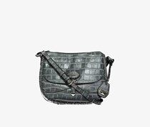 Ellen Tracy Women's Holmes Crossbody Bags, Charcoal