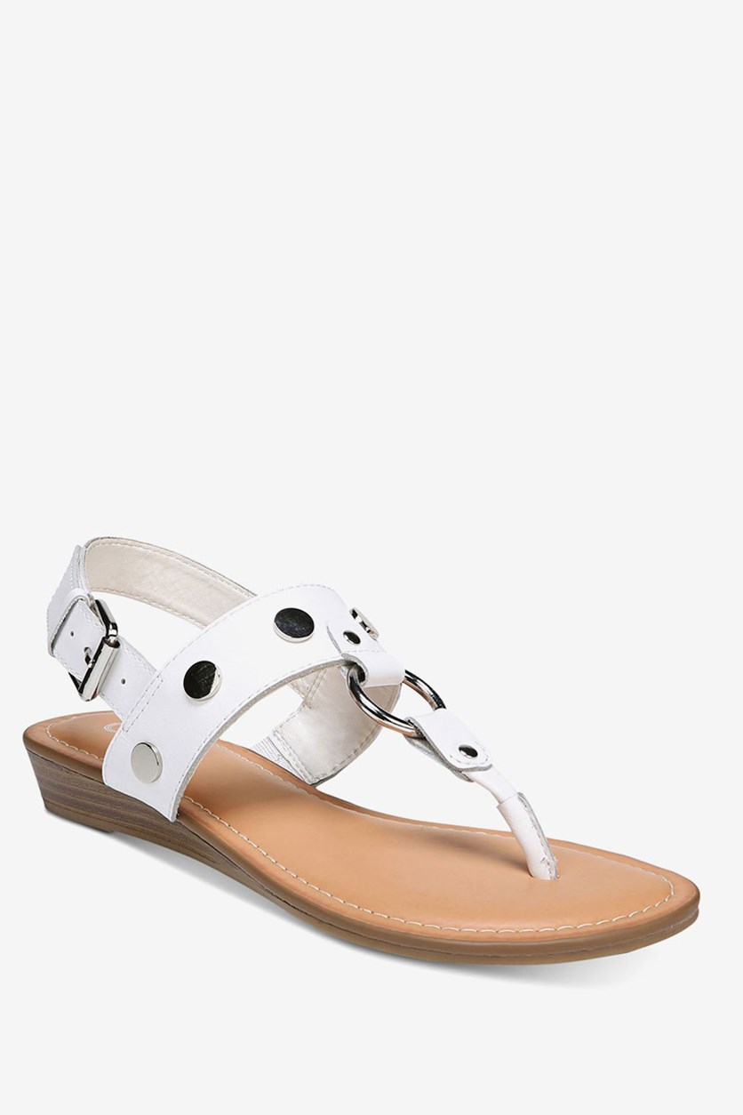 Women's Talley Sandals, White