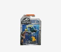 Matchbox Deep Dive Submarine Jurassic World Fallen Kingdom, Blue/Yellow Combo