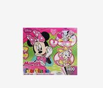 Minnie Mouse Bow-tique Fun Tiles Junior, Pink