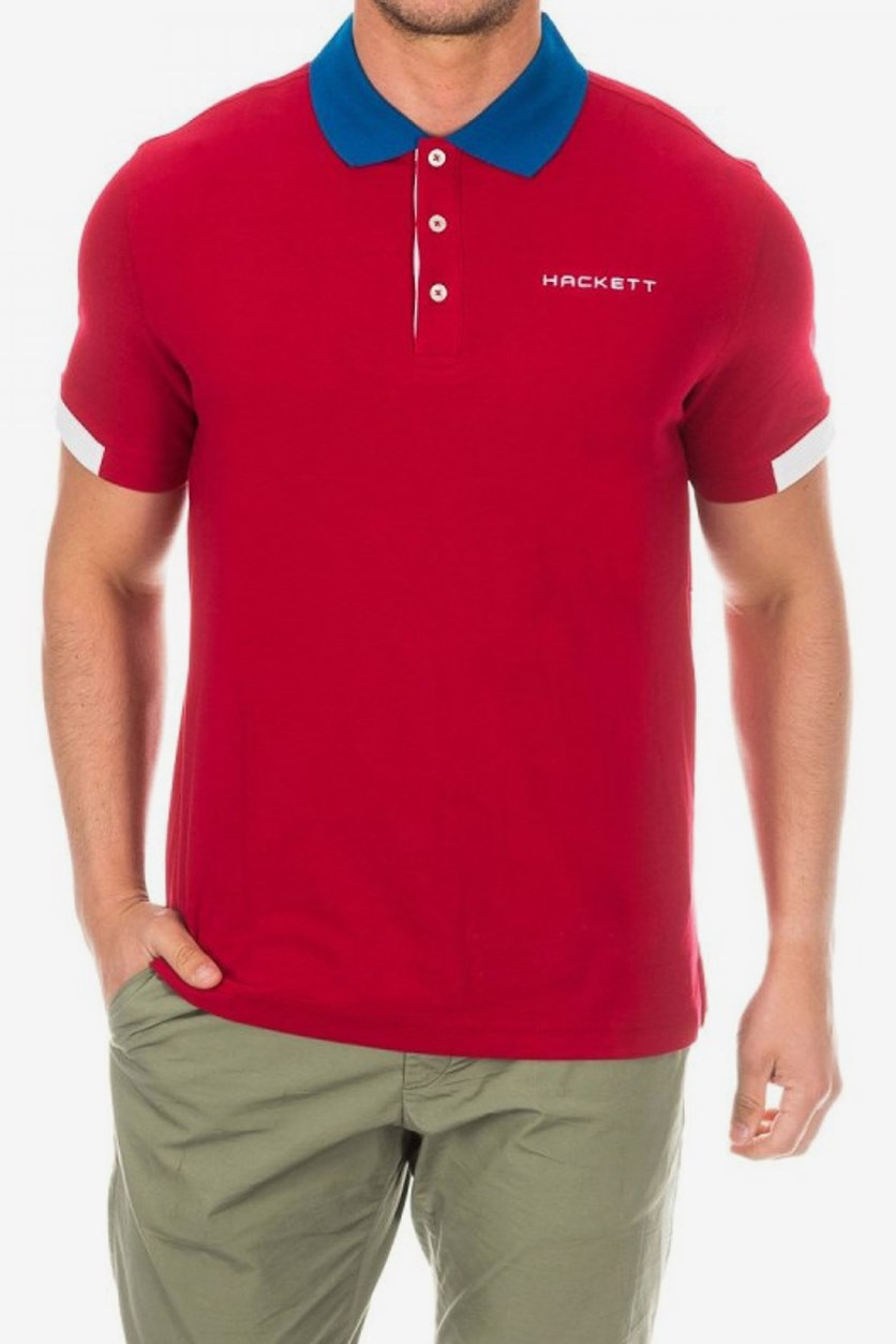 Mens Cotton Pique Polo, Jester