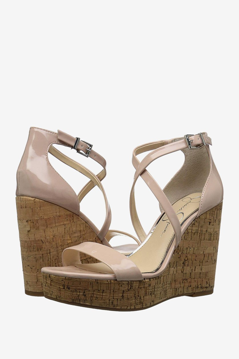 Women's Stassi Wedge Sandals, Ballerina