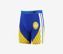 Stance Mens Warriors Boxer Brief, Blue Combo