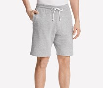M Singer French Terry Shorts, Heather Grey