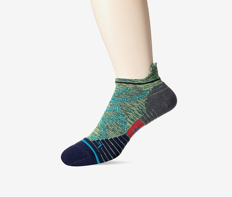 Women's Endeavor Tab Socks, Volt