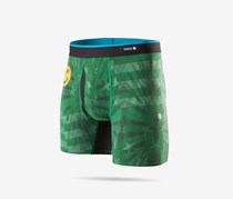 Stance Fourth Mahalo Boxer Short, Dark Green
