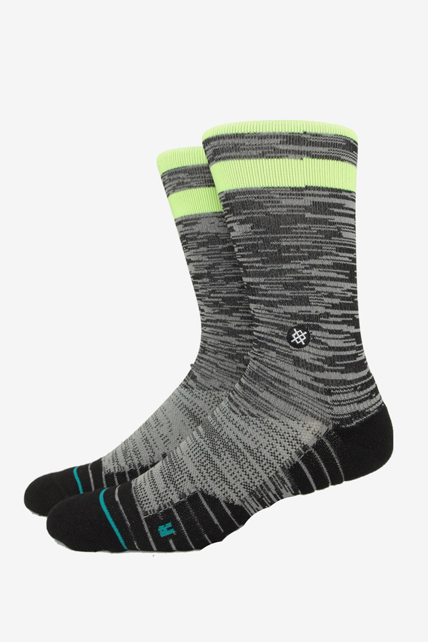 Athletic Franchise Socks, Black