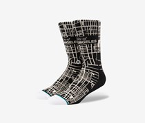 Stance City Of Angels Socks, Black