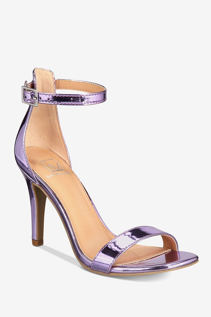 Women's Blaire Open Toe Sandals, Lilac Mirror