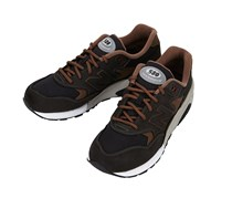 New Balance Men's Casual Shoes, Black/Brown