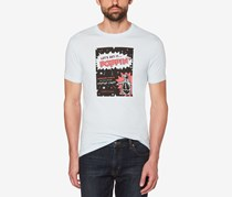 Original Penguin Men's Get It Poppin Graphic, Omphalodes