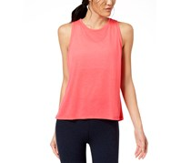 Calvin Klein Performance Epic Knit High-Low Tank Top, Alz