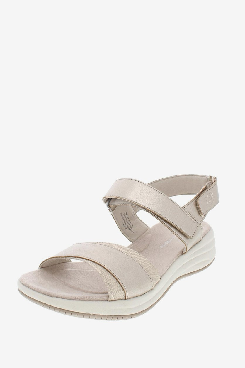 Draco 3  Sandals, Gold