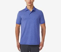 Men's Pro Mesh Polo, Cobalt Blue