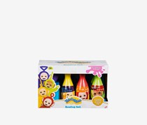 Sambro Teletubbies Bowling Set, Yellow/Red/Green