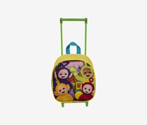 Sambro Pre School Dough Trolley, Green/Yellow/Blue