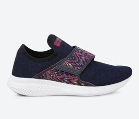 New Balance Women's Shoes, Navy/Pink
