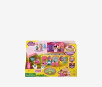 Cabbage Patch Kids Little Sprouts Cabbage Academy Play Set Playset, Yellow/Pink Combo