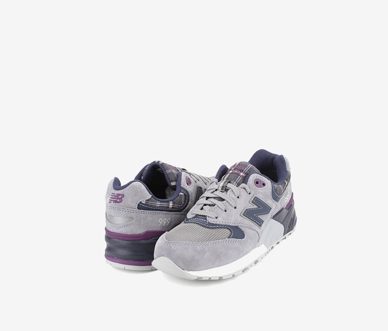 Lifestyle Shoes, Gray Combo