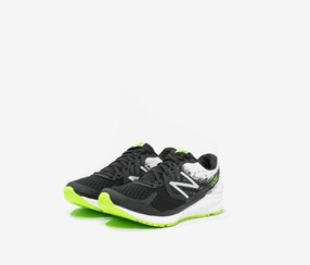 New Balance Women's Shoes, Black/White/Green