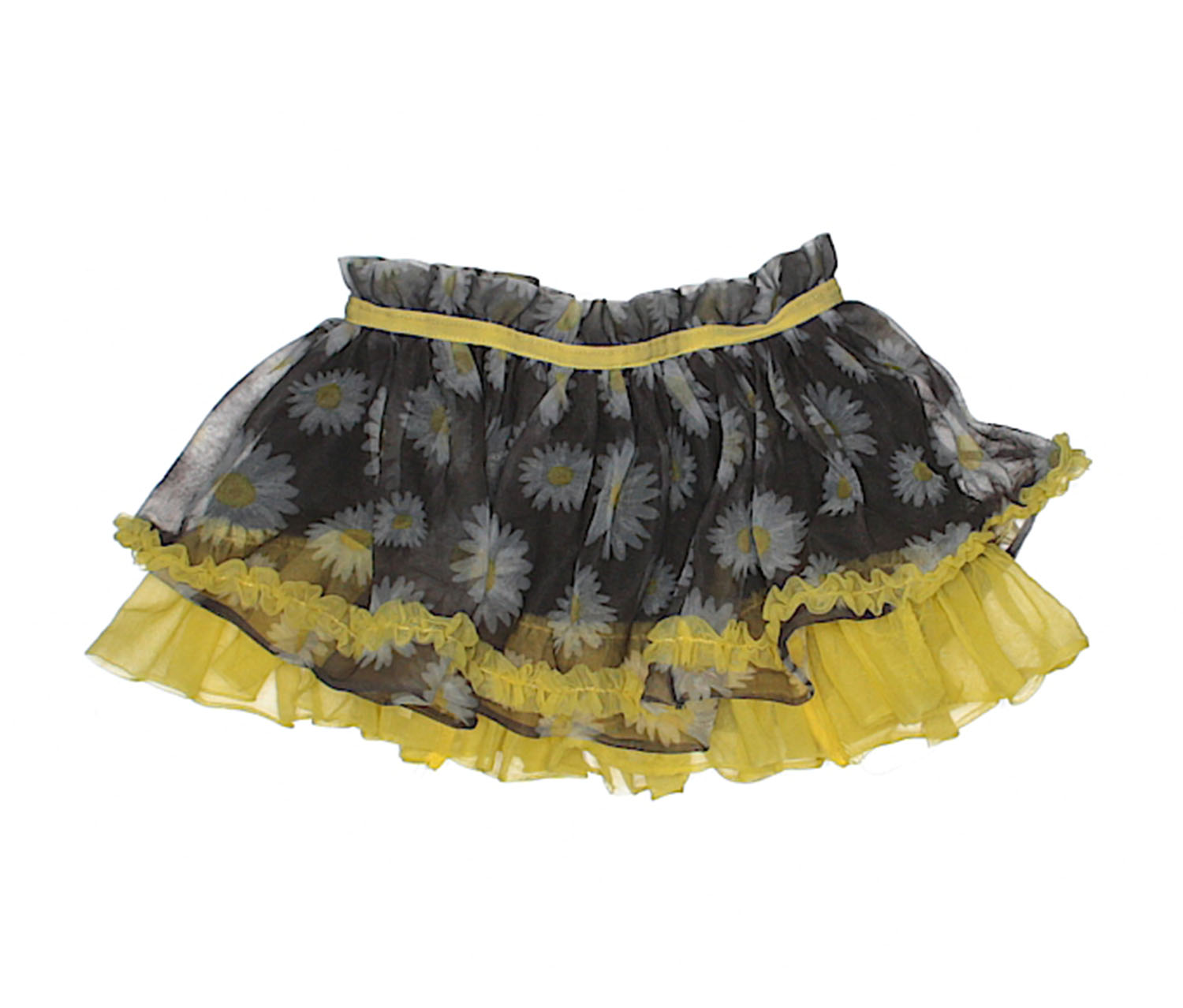 Baby Starters Baby Girl's Skirt, Yellow/Black