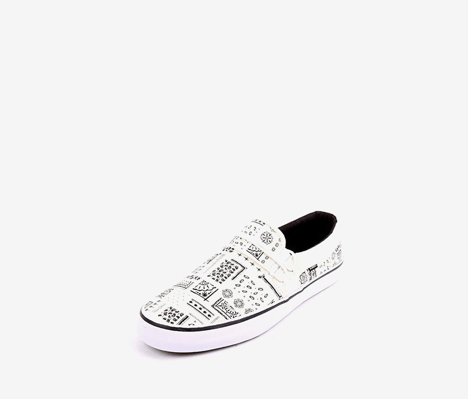 Element Men's Shoes, Off White/Black