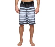 Hurley Men's Foam Board Short Supersuede, Black/Blue