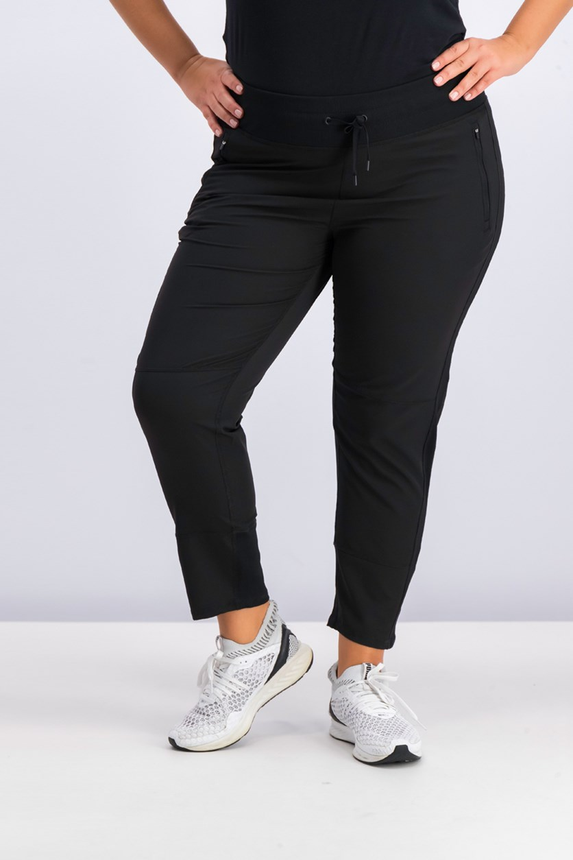 Women's Active Pants, Black