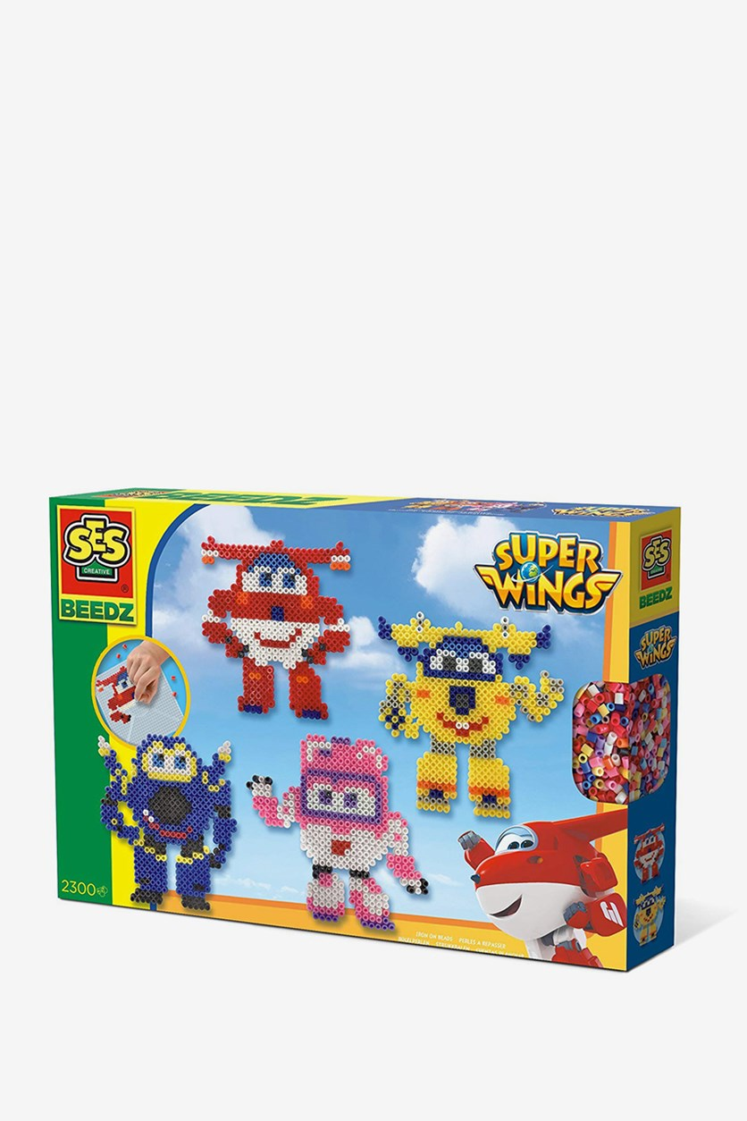 Superwings Ironing Beads, Combo
