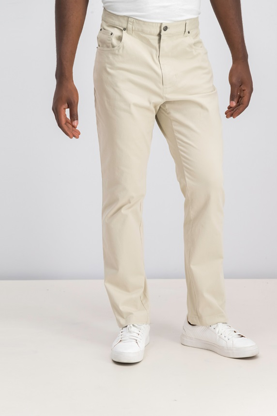 5e242cad7 Tasso Elba Men's Straight-Fit Stretch Pants, Stonewall