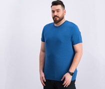 32 Degrees Men's Techno Mesh Performance T-Shirt, Heather Cadet Blue