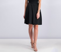 Tranquility By Colorado Women's A-Line Skirt, Black