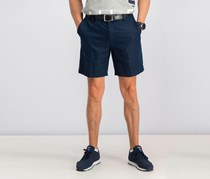 Nautica Mens Classic-Fit Shorts, Navy