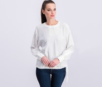 Donna Karan Plain Tops, White