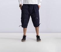 Sean John Shorts Classic Flight Cargo, Night Sky