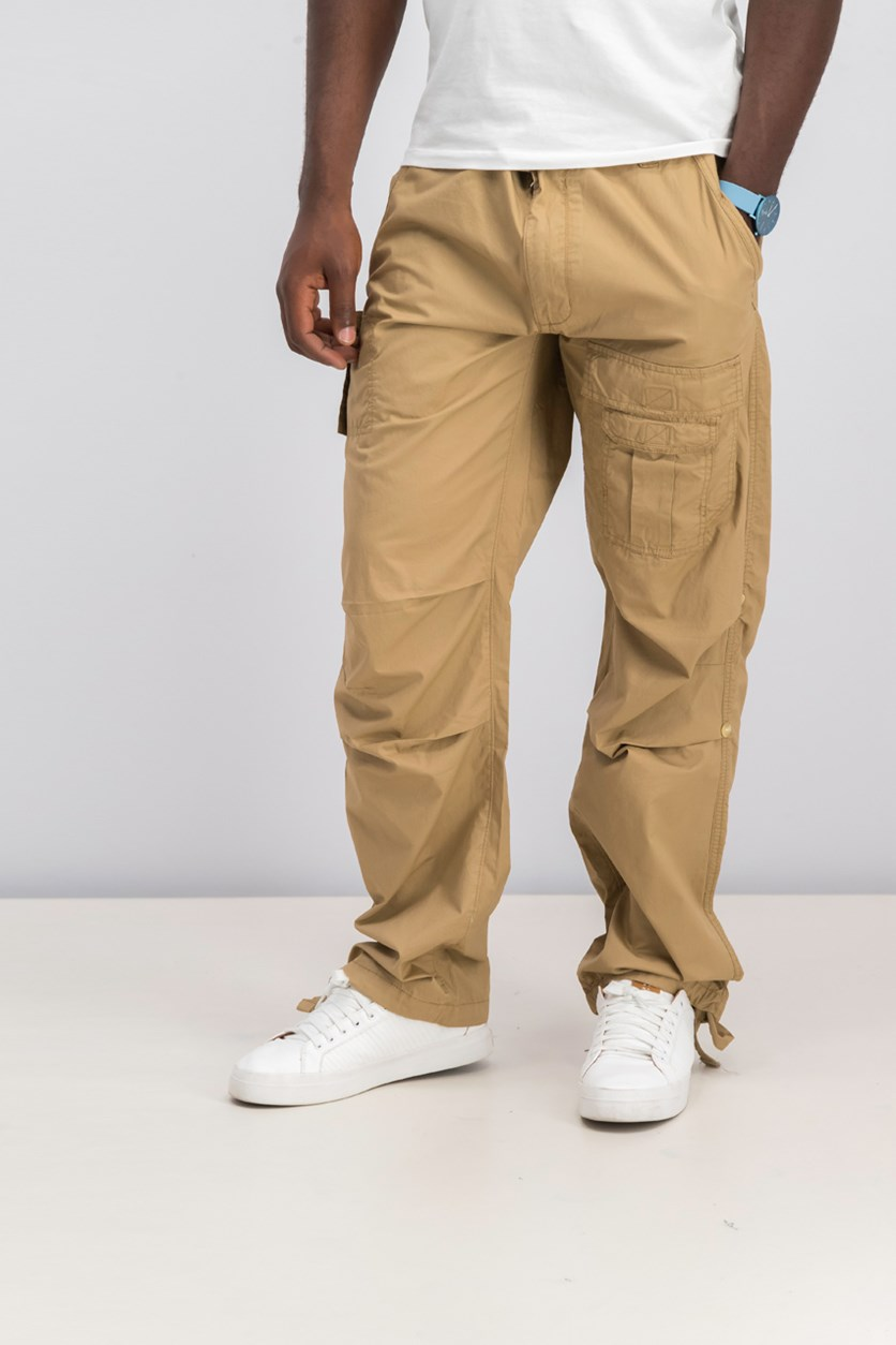 Pleat Pocket Flight Pants, Kelp