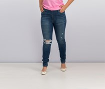 Joe's Jeans Charlie Tinley Wash Ripped Jeans, Tinley