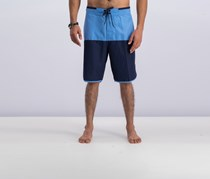 Trunks Surf & Swim Co. Mens Bernardo Swim Short, Periwinkle/Marine