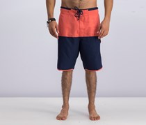 Trunks Surf & Swim Co. Mens Bernardo Swim Short, Hibiscus/Marine