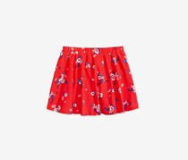 Epic Threads Little Girls Floral-Print Scooter Skirt, Tomato