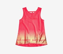 Ideology Big Girls Graphic-Print Tank Top, Flamingo Pink