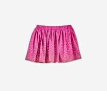 Epic Threads Kids Girls Heart-Print Scooter Skirt, Purple Orchid
