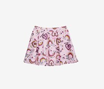 Epic Threads Toddler Girls Printed Scooter Skirt, Pink