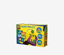 SES Creative Electro LED Kit, Yellow/Green/Blue