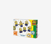 Ses Creative Iron On Beads Minions, Yellow Combo