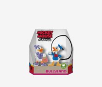 Bullyland Donald & Daisy Gift Set, Purple/Blue Combo