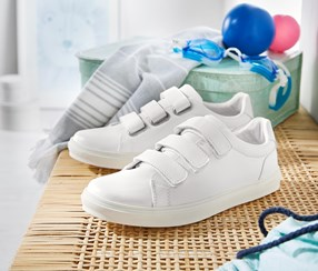 Boy's Sport Shoes, White
