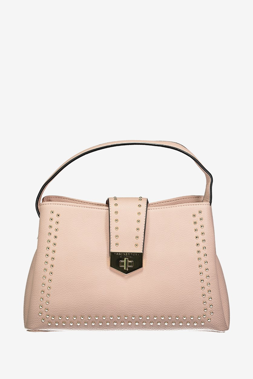 Women's Studded Bag, Pink