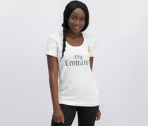 Adidas Real Home Jersey, White