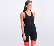 Adidas Women's Adistar Bodysuit, Black/Shored